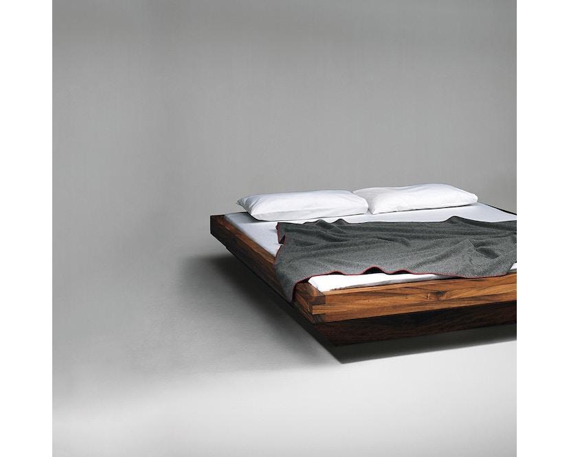 Janua - SC 29 Bett - Eiche natur geölt - 140 x 200 cm - 2