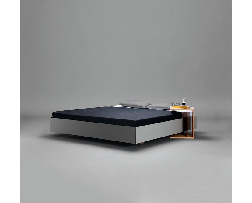Janua - SC 29 Bett HPL - Winterweiß - 140 x 200 cm - 3