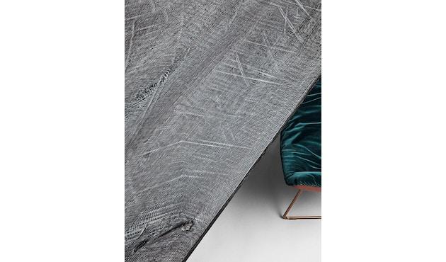 Janua - SC 58 tafel - 180 cm - Eiken natuur geolied - gepoedercoat zwart - 90 cm - 3