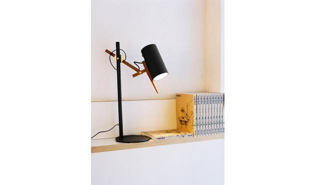 Marset - Scantling S tafellamp - wit - 5