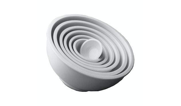 Schalenset  7 - 28 cm Durchmesser - Porzellan