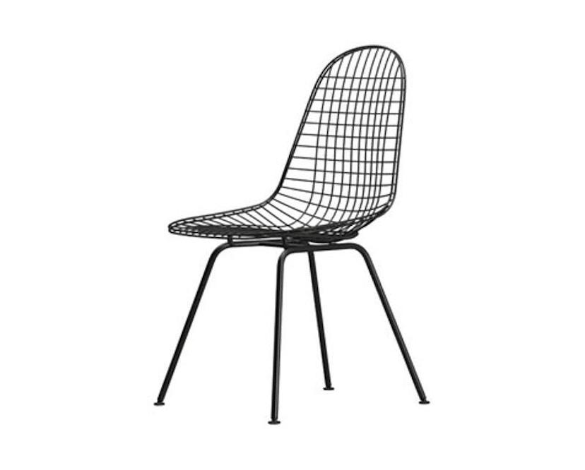 Vitra - Wire Chair DKX - zwart - 1