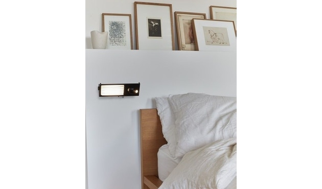 DCW éditions - BINY BEDSIDE wandlamp - 2