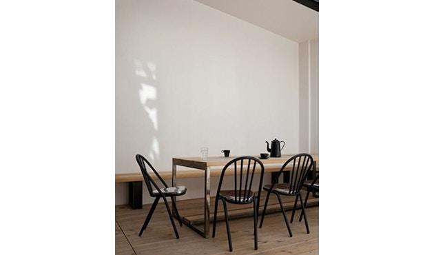 DCW éditions - CHAISE SURPIL SL 9 stoel - zwart - 4