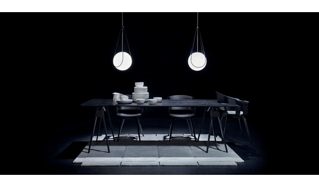 Design House Stockholm - Arco Tisch- und Bankplatte - 2