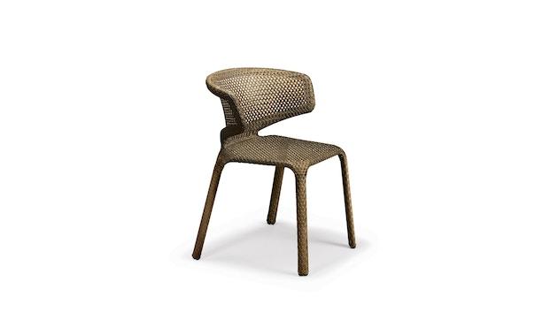 Dedon - Seashell Armlehnstuhl - bronze - 1