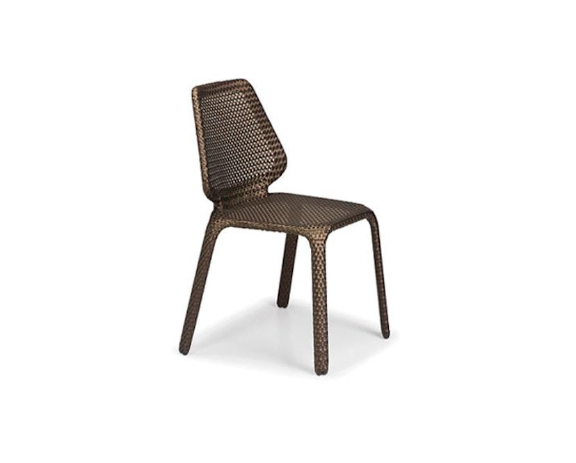 Dedon - Seashell Stuhl - bronze - 2