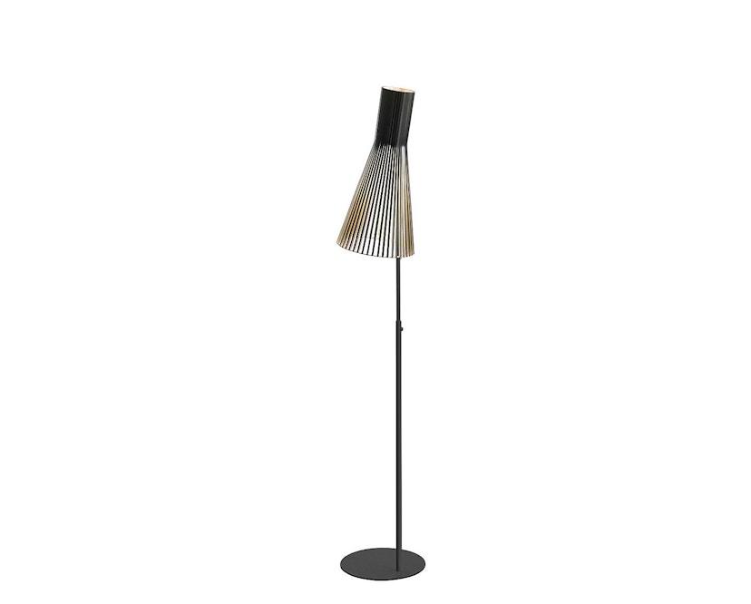 Secto - Secto 4210 vloerlamp - zwart - 1