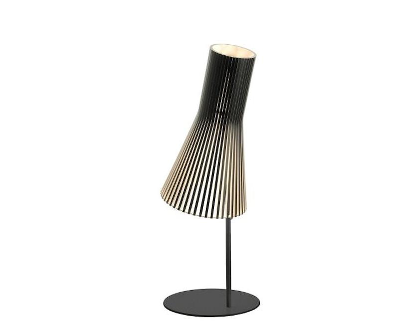 Secto - Secto 4220 tafellamp - zwart - 1