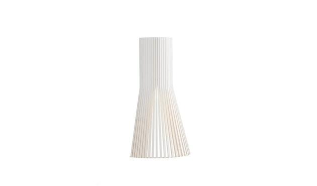 Secto - Secto 4231 wandlamp - wit - met kabel + stekker - 0