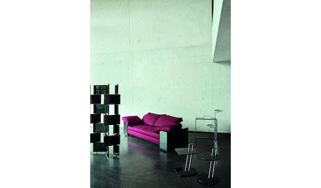 Classicon - Occasional Table - schwarz hochglanz - rund - 2