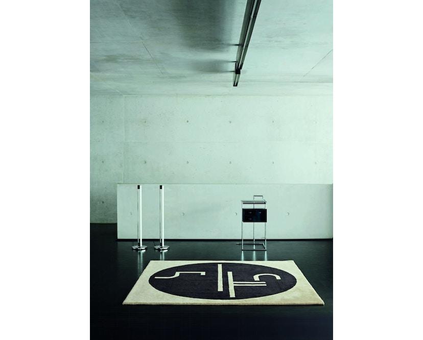 Classicon - Table d'appoint Petite Coiffeuse  - noir brillant - 6