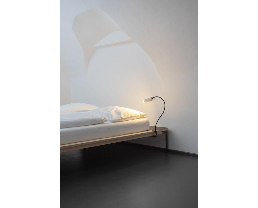 Moormann - Seiltänzer Bett - 140 x 200 cm - Seil rot - rot - 6