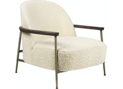 Sejour Lounge Chair mit Armlehne