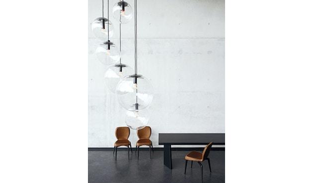 Classicon - Selene hanglamp - diepzwart - Ø 20 cm - 3