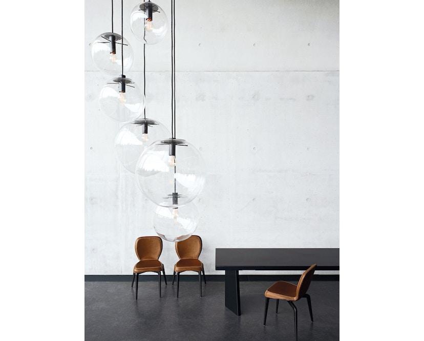 Classicon - Selene Hängeleuchte - Schwarz - Ø 20 cm - 3