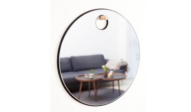 applicata - Selfie Wandspiegel Ø 70 cm - 3