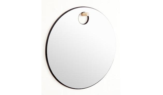 applicata - Selfie Wandspiegel Ø 70 cm - 1