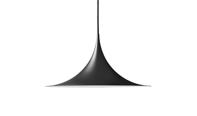 Gubi - Semi Pendant - Ø30 cm - schwarz - 1