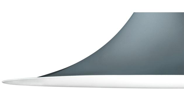 Gubi - Semi Pendant - Ø47 cm - anthracite - 3