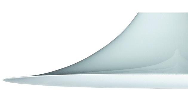 Gubi - Semi Pendant - Ø47 cm - anthrazit - blauw grijs - 3