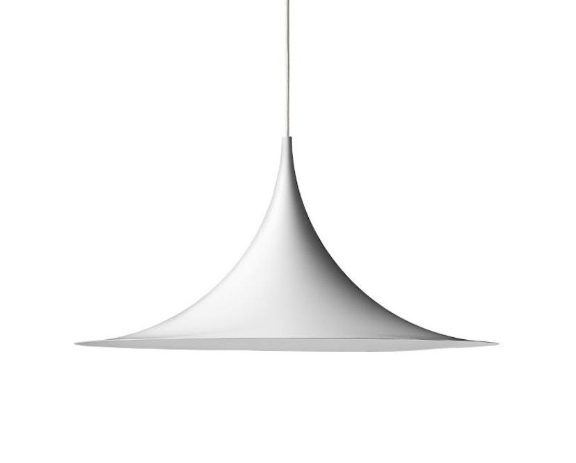 Gubi - Semi Pendant - Ø60 cm - weiß - 1