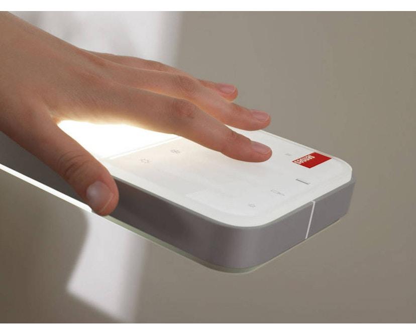 Senses - Touch aluminium - S - bediening onder - 5