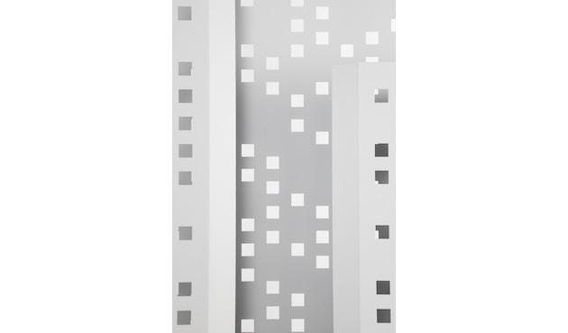 Flora - Separo 1200 Sichtschutz - Lichtgrau  - 4