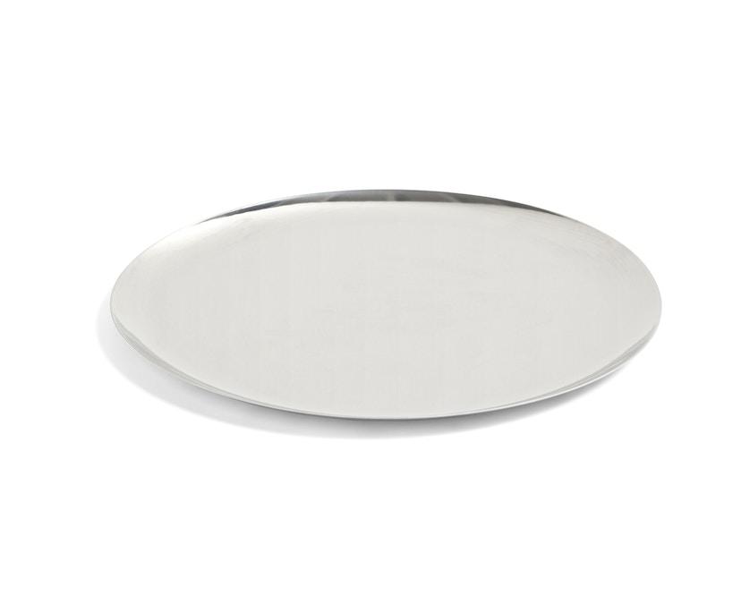 HAY - serving Tray Tablett - silber - XL - 1