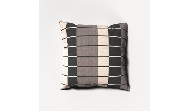 Kettal - Geometrics Kissen 45 x 45 - Shade Grey - 1