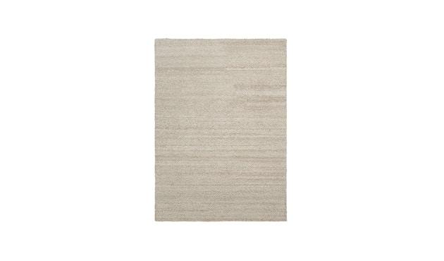 ferm LIVING - Loop Teppich - Shade - 140 x 200 cm - hellgrau - 1