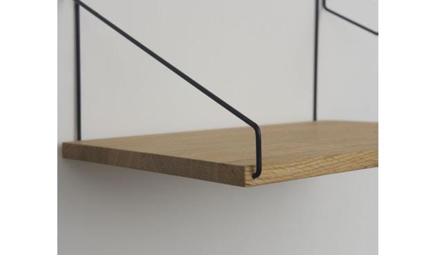 Frama - Shelf plank - 40 x 27 - zwart - 7