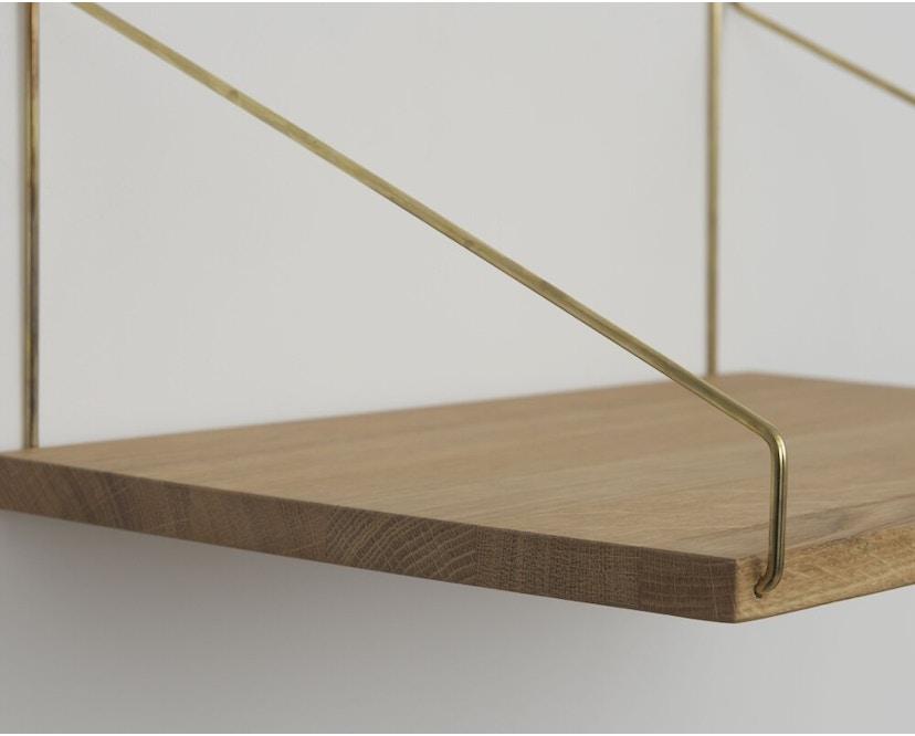 Frama - Shelf Regal - brass - 60 x 27 cm - 6