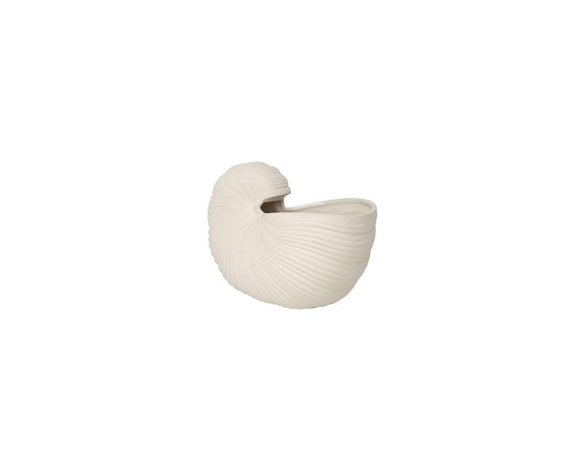 ferm LIVING - Shell Blumentopf - 10