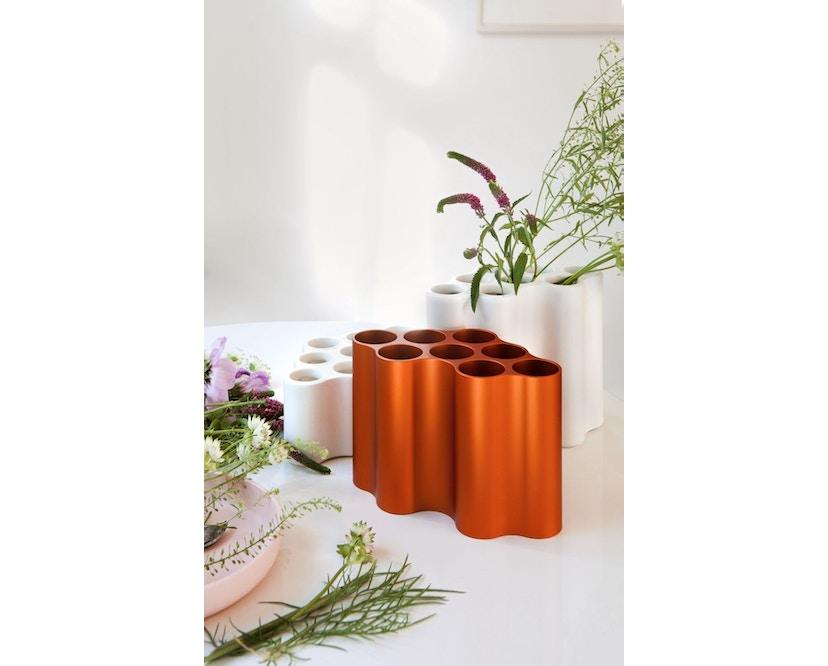 Vitra - Nuage Vasen - burnt orange - S - 4