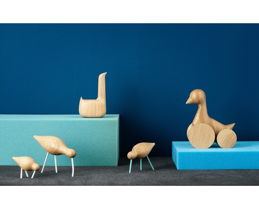 Normann Copenhagen - Shorebird - L - schwarz - 6