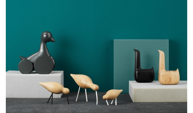 Normann Copenhagen - Shorebird - L - schwarz - 7
