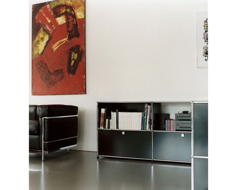 USM Haller - Sideboard L - 2 battants - 5