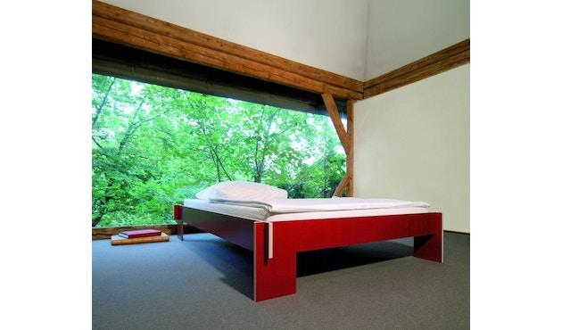 Moormann - Siebenschläfer Bett mit Kopfteil - 3