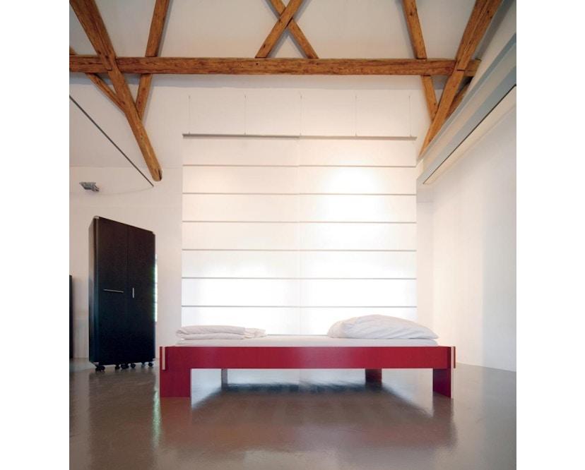 Moormann - Siebenschläfer Bett mit Kopfteil - 4