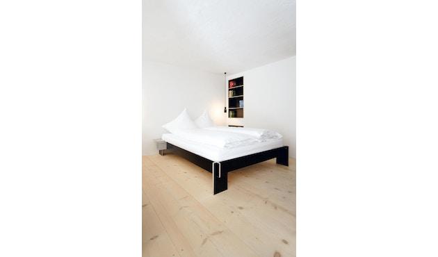 Moormann - Siebenschläfer Bett mit Kopfteil - 5
