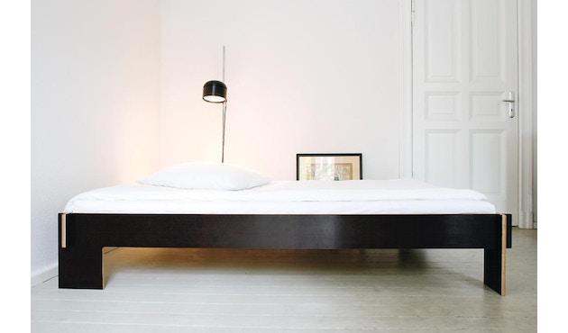 Moormann - Siebenschläfer Bett mit Kopfteil - 6