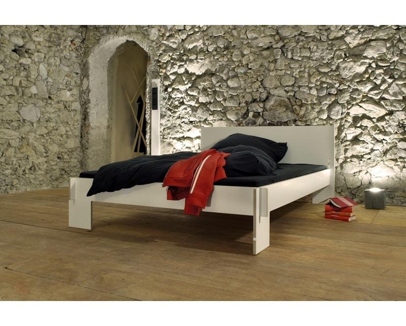 Moormann - Siebenschläfer Bett mit Kopfteil - 2