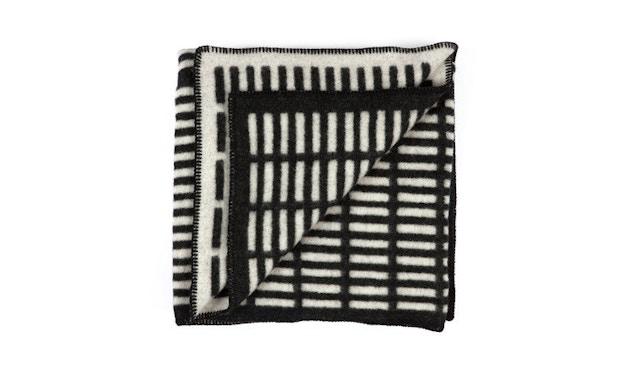 Artek - Siena deken - wit/zwart - 2