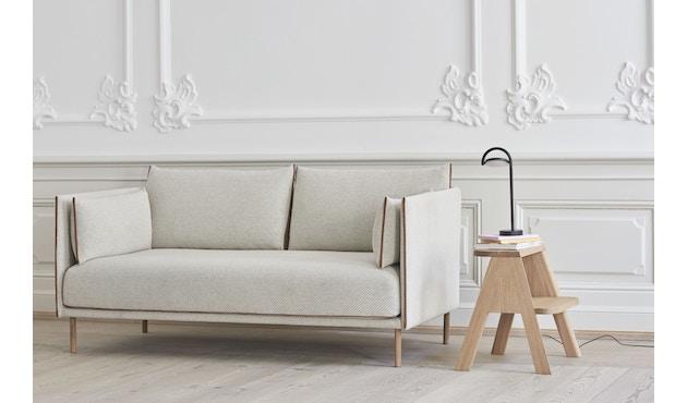 HAY - Silhouette Sofa - schwarz - 2