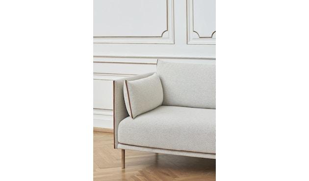 HAY - Silhouette Sofa - schwarz - 3