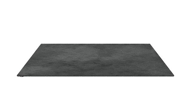 OBJECT CARPET - RUGX SILKY SEAL 1200 Teppich - 1218 graphit - 150 x 200 cm - Umrandung: Konfektioniert - Rechteck - 0