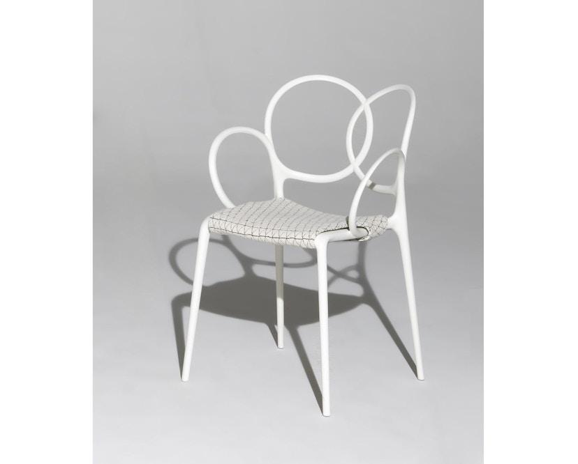 Driade - Sissi Armlehnstuhl - weiß - 2