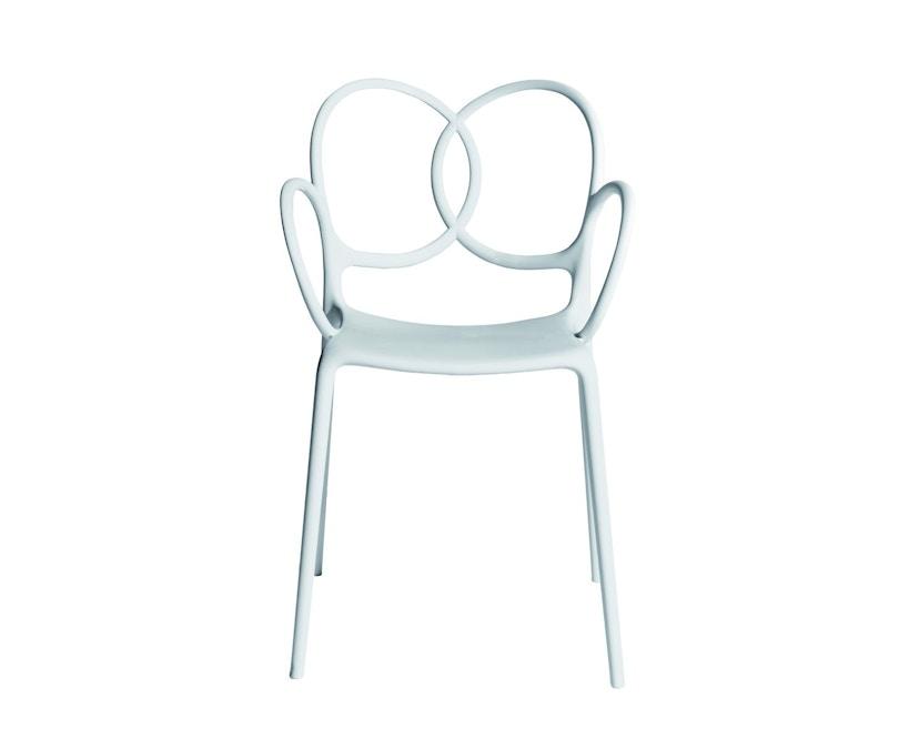 Driade - Sissi Armlehnstuhl - weiß - 1
