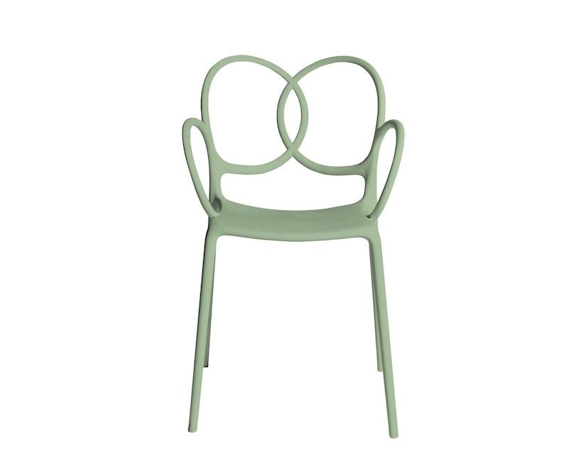 Driade - Sissi Armlehnstuhl - green - 0